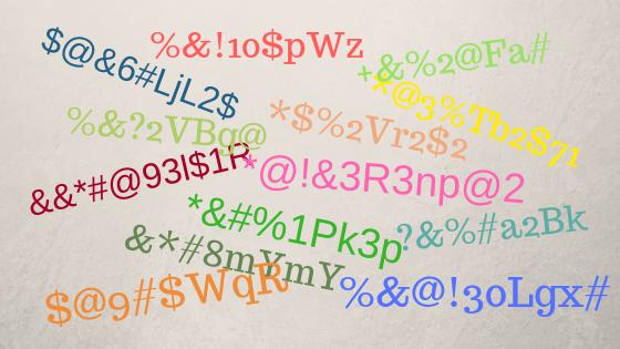 WordPress Secure Passwords